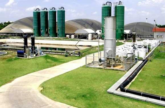 Bioenergy-factory